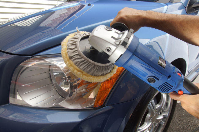 Headlight Restoration Louisville KY