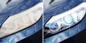 Car Headlight Restoration Louisville Ky Foggy Cloudy Restore