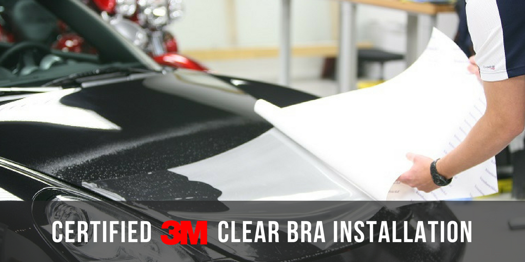 Clear Bra Installation Louisville Ky 3m Paint Protection